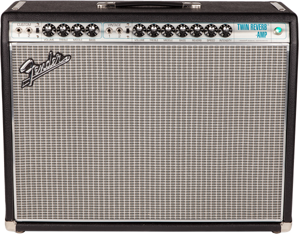 Fender '68 CUSTOM TWIN REVERB®(used)