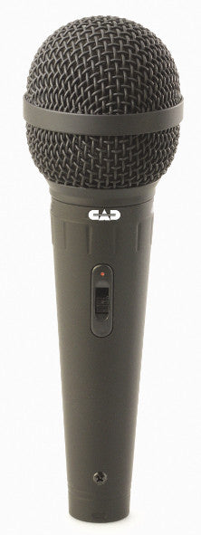 CAD Audio CAD12  Cardioid Dynamic Microphone With On/Off Switch