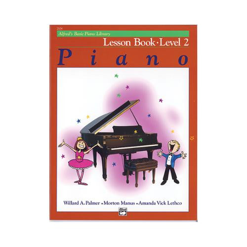 Alfred's Basic Piano Library Level 2