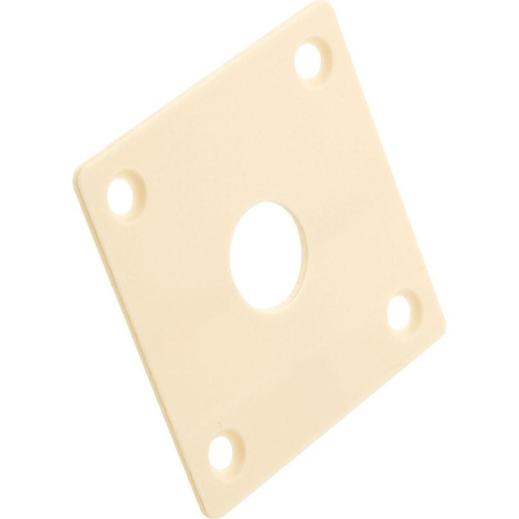 Gibson Historic Output Jack Plate - Creme