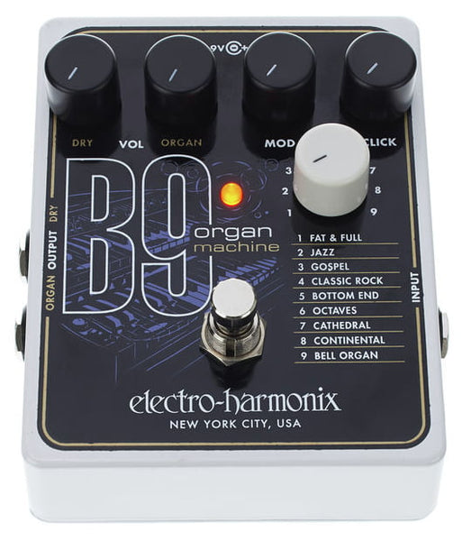 EHX B9 Organ Machine