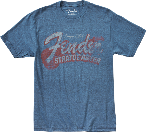 FENDER® SINCE 1954 STRAT® T-SHIRT, 3XL
