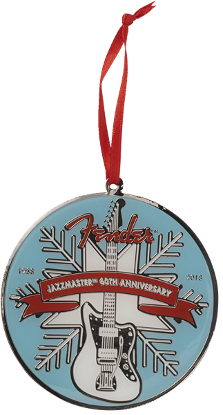Fender 2018 60th Anniversary Jazzmaster® Ornament