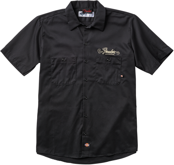 60th Anniversary Jazzmaster® Workshirt, Black
