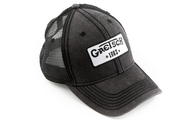 GRETSCH TRUCKER HAT 1883 LOGO
