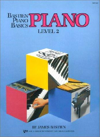Bastien Piano Basics Level 2