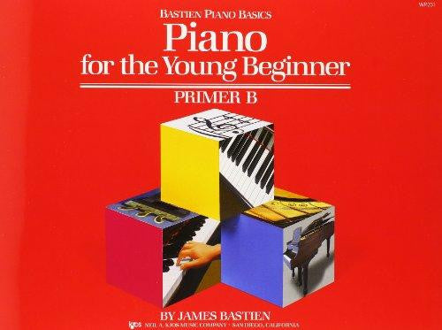 Bastien Piano For the Young Beginner Primer Level