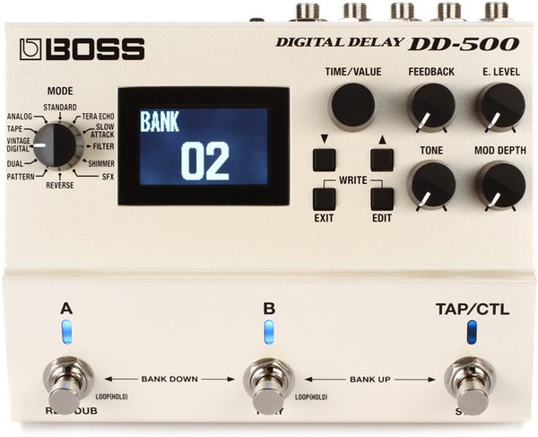 Boss DD-500 Digital Delay - USED