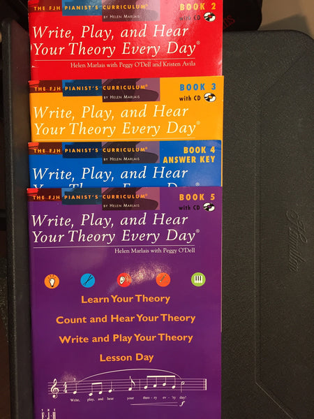 Write, Play, and Hear Your Theory Every Day
