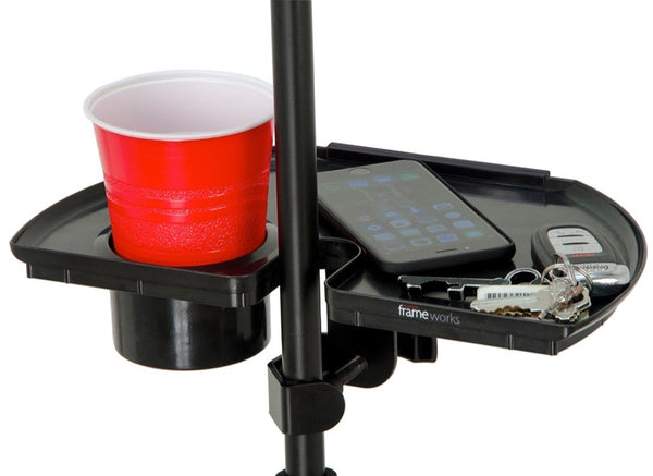 Gator Frameworks Mic Stand Accessory Tray