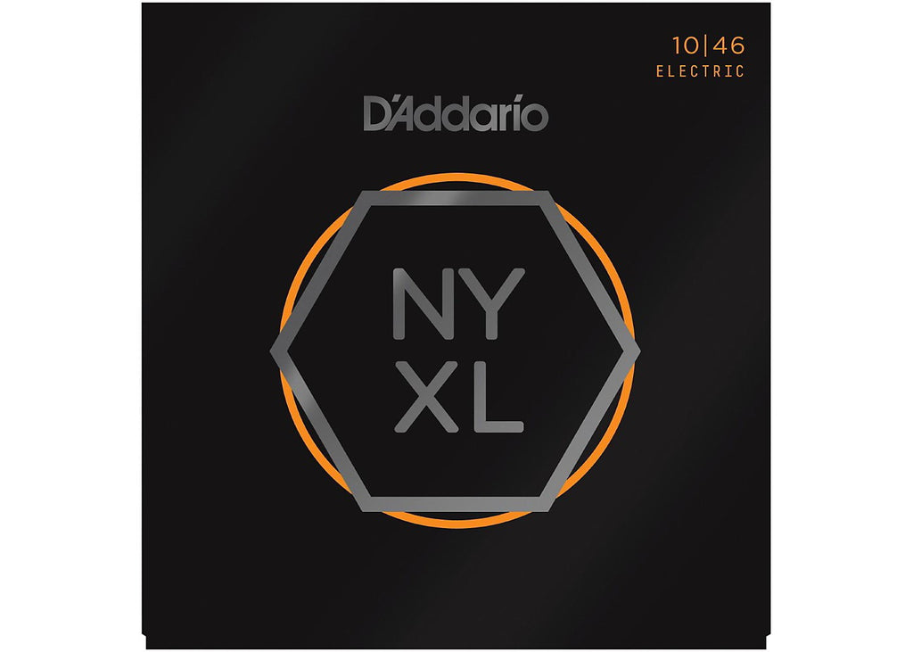 D'Addario NYXL1046 Light Electric Guitar Strings