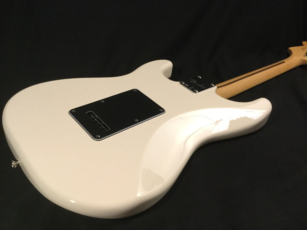 Fender Standard Stratocaster HSH - Olympic White, Rosewood fingerboard