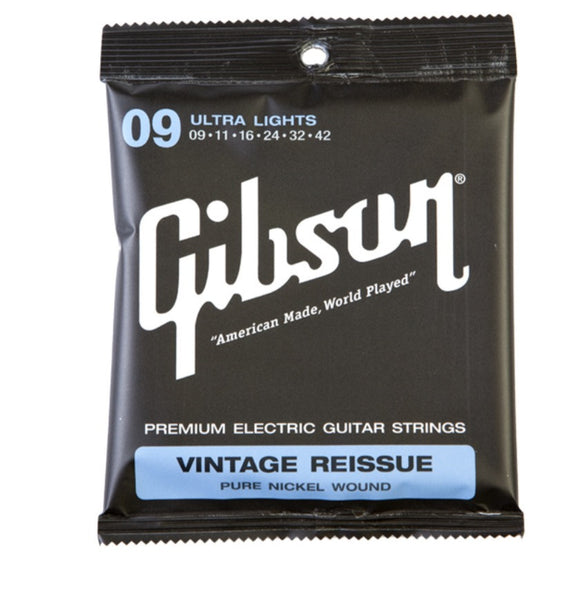 Gibson Vintage Reissue Electric Guitar Strings