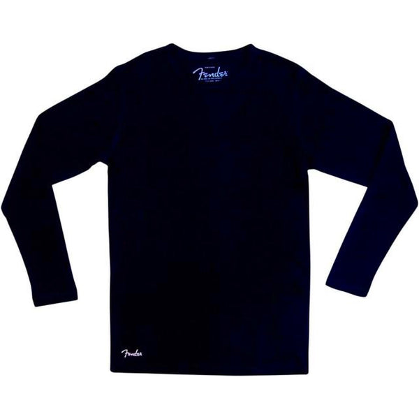 Fender Men's Thermal Long Sleeve Tee - Navy
