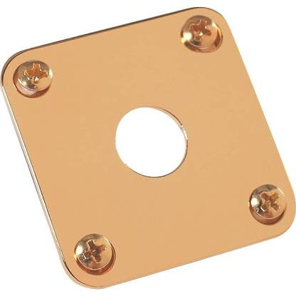 Gibson Gold Jack Plate