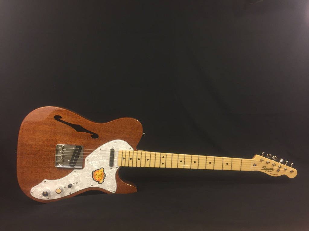 Squier Classic Vibe Telecaster® Thinline Natural