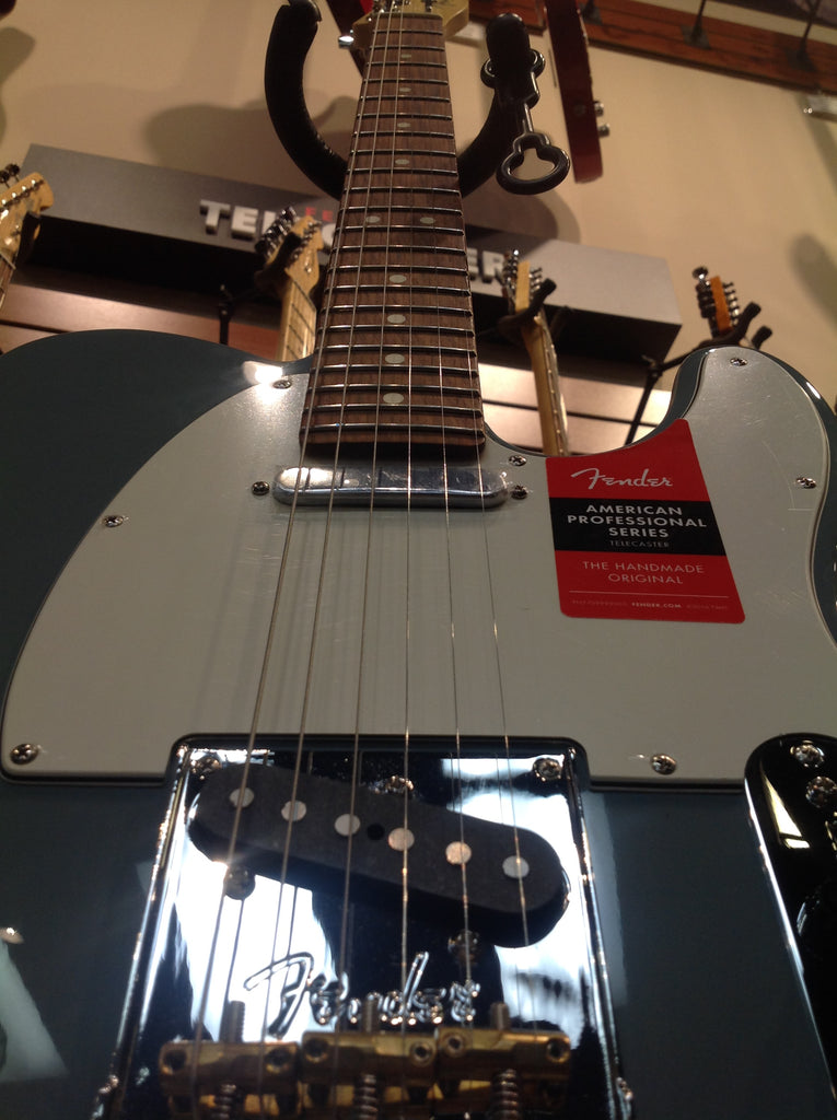 Fender American Professional Telecaster® Sonic Gray