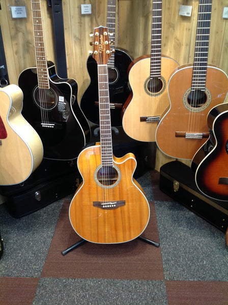 Takamine GN77KCE KOA Acoustic Electric