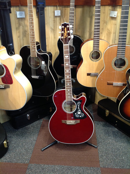 Takamine GN75CE-Wine Red