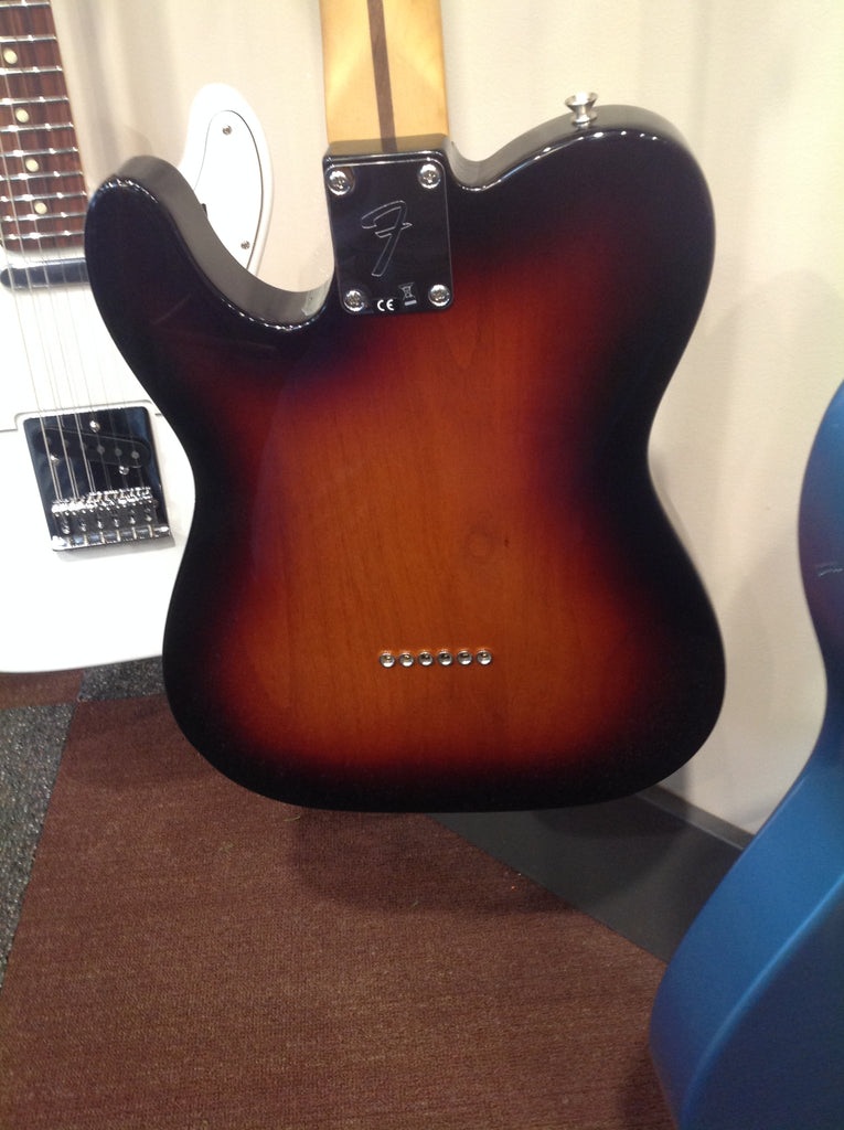 Fender Player Telecaster®, Maple Fingerboard, 3-Color Sunburst