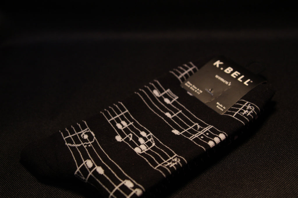 Piano Music Socks