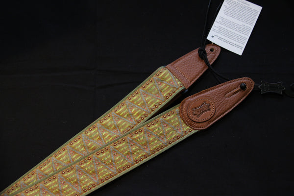 Levy's Print Guitar Strap