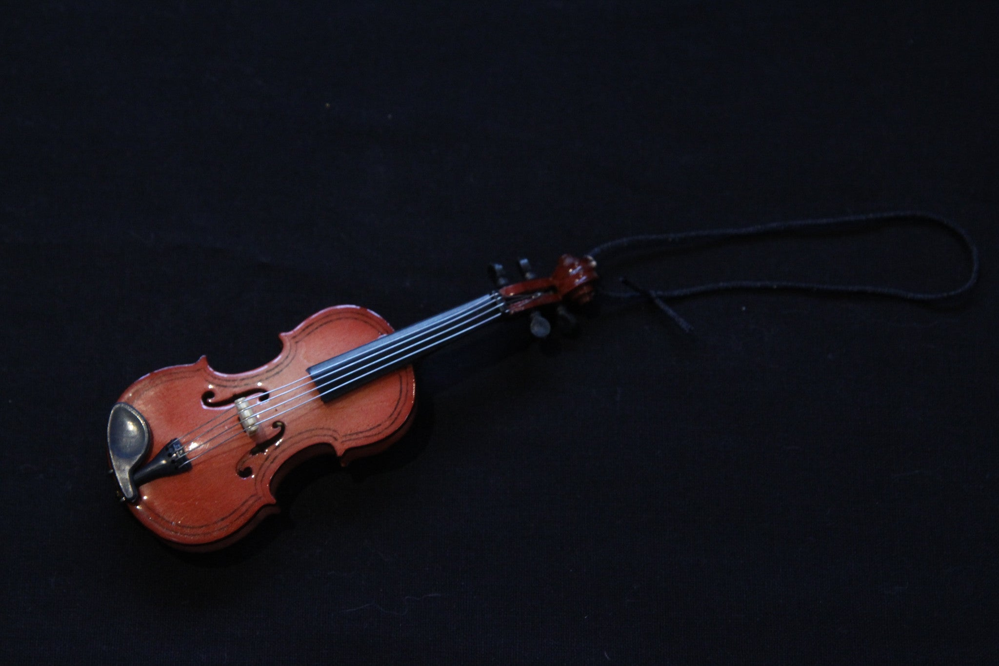 Violin christmas ornaments - Small Violin Christmas Ornament