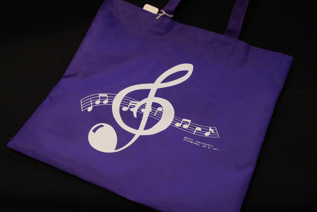 Piano Note Bag