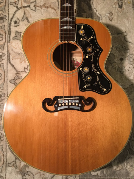 Gibson SJ-200 Centennial Number 7 out 100 with Case 1994