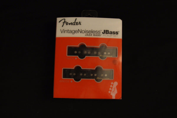 Fender Vintage Noiseless JBass Jazz Bass Pickup Set