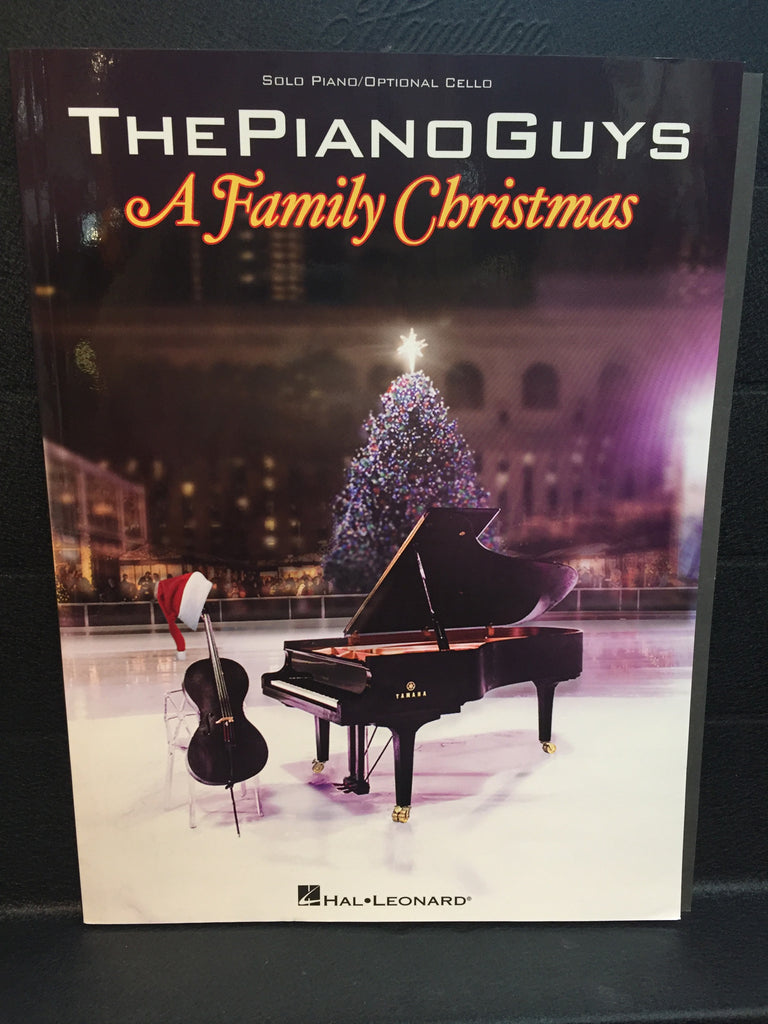 The Piano Guys A Family Christmas