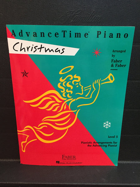 AdvanceTime Piano Christmas Level 5