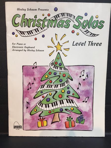 Christmas Solo Level Three