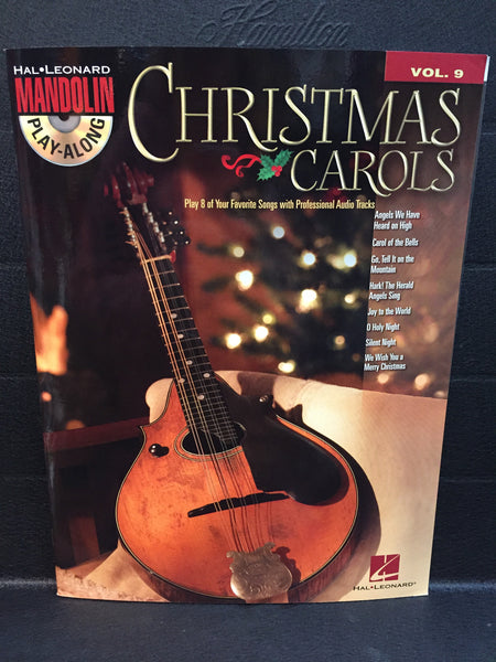 Christmas Carols- Mandolin