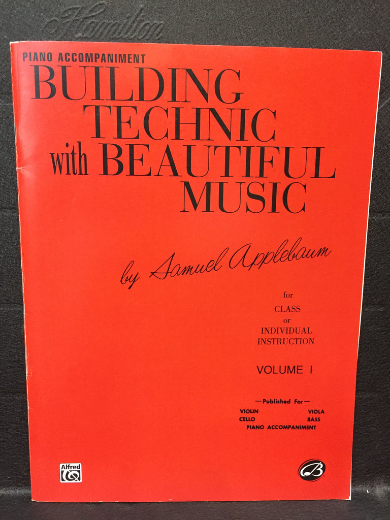 Building Technic with Beautiful Music- Violin