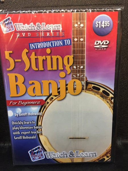 Introduction 5-Strings  Banjo