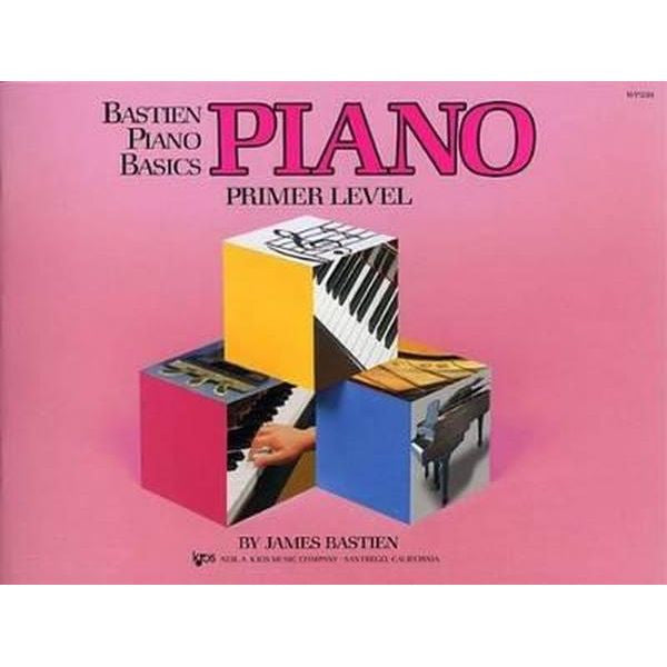 Bastien Piano Basics Primer Level