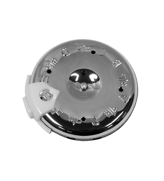 Becker Chromatic Pitch Pipe C-C