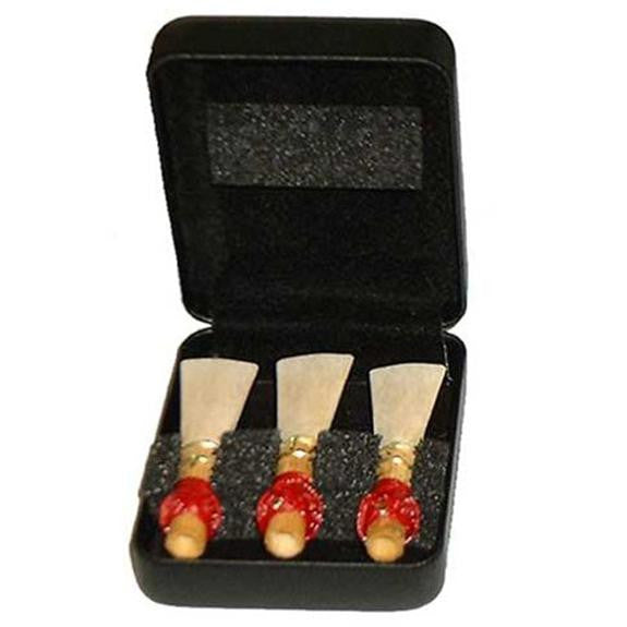Hodge Bassoon Reed Case for 3 Reeds