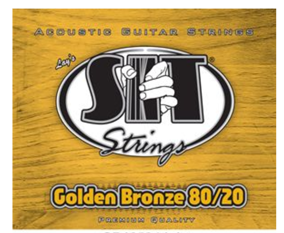 SIT Strings Golden Bronze 80/20