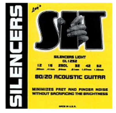 SIT Strings Silencer