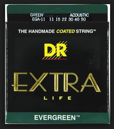 DR Evergreen Extra Life Strings