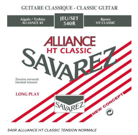 Alliance HT Classic Normal Tension 540R