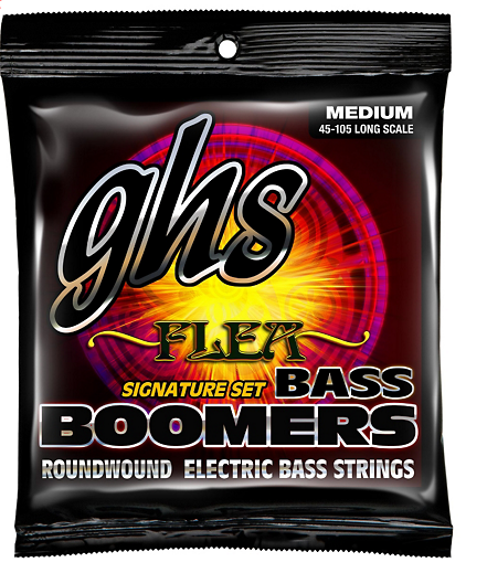 GHS Flea Signature Bass Boomers Medium Electric Strings