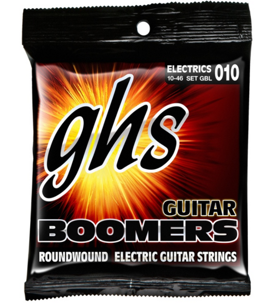 GHS Electric Guitar Boomers