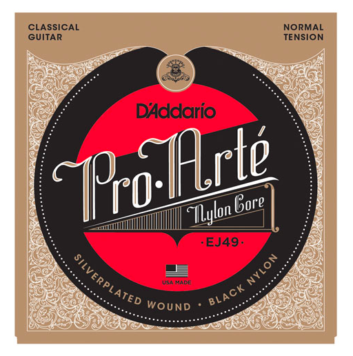 D'Addario Pro-Arté Nylon Core Classical Guitar Strings
