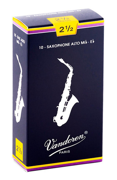 Vandoren Tradition Saxophone Reed