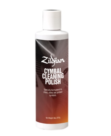Zildjian	P1300  Cymbal Cleaning Polish, 8 oz.