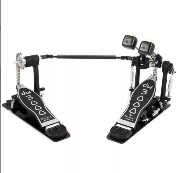 DW 3000 Double Bass Pedal