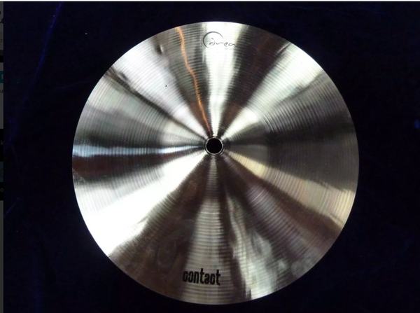 "Dream Cymbals Contact Series Splash 10"" 2014"